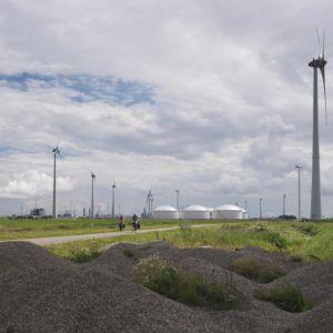 Industriegebied Eemshaven